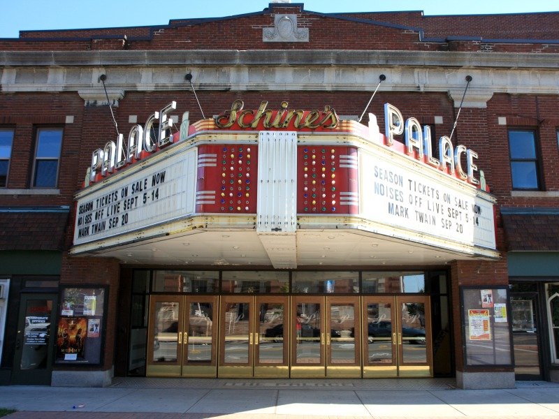 Historic Palace Theatre