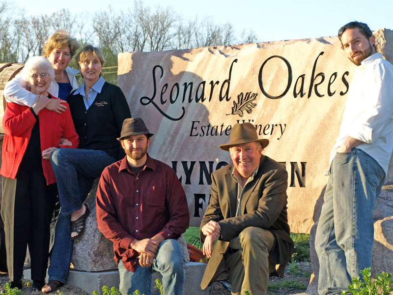 Leonard Oakes Estate Winery