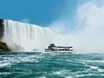 Maid of the Mist Boat Tour