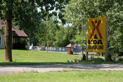 Niagara Falls North/Lewiston KOA