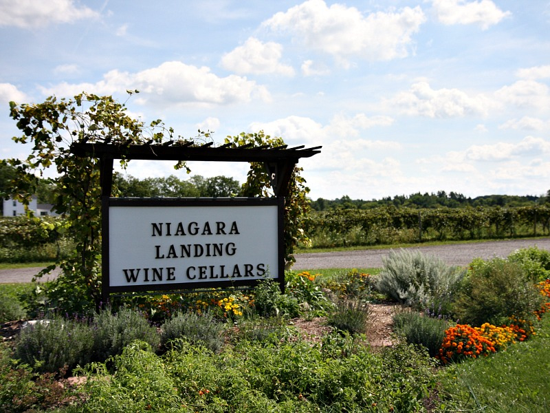 Niagara Landing Wine Cellars