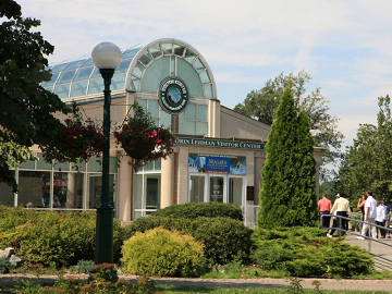Niagara Falls State Park Visitor Center