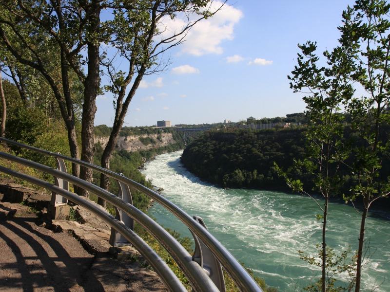 Whirlpool State Park - Niagara Falls USA